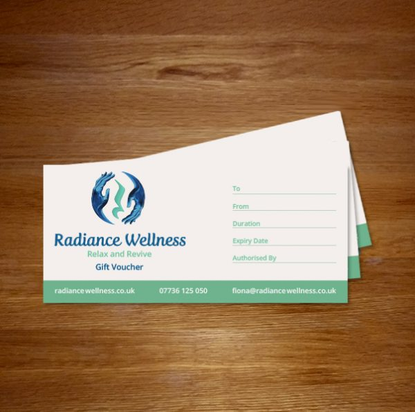 Radiance Wellness Gift Voucher